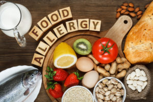 Causes of Food Intolerance and Allergies