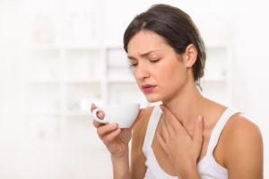 Prescription for Sore Throat